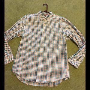 Vineyard Vines Sz M Dress Shirt